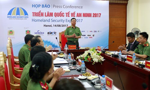 Home Land Security Expo 2017