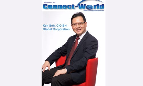An Interview With Athena Dynamics' CEO by Global ICT Magazine Connect-World
