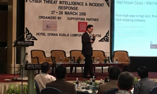 Cyber Threat Intelligence & Incident Response 2018
