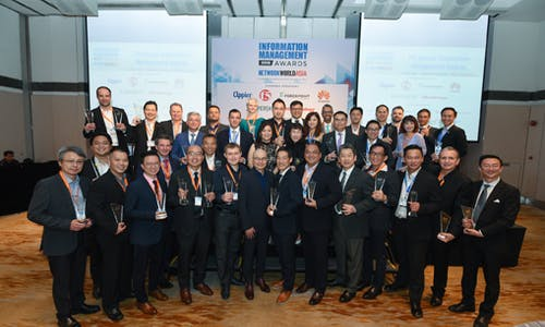 Most Promising Industrial IoT Security Solutions Award 2018 by Network World Asia