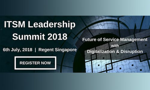 ITSM Leadership Summit 2018