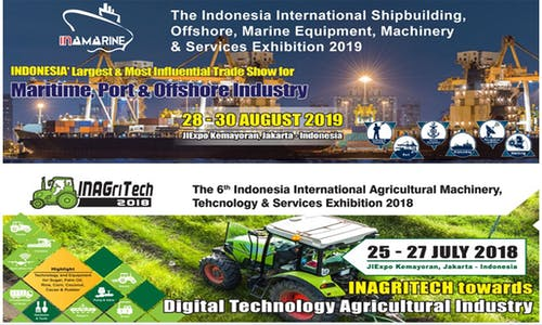 Indonesia Digital Ship & Agriculture Conference 2018