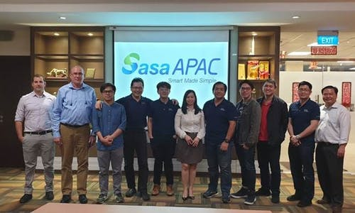 Strategic Partnership with Sasa-Software (Israel)