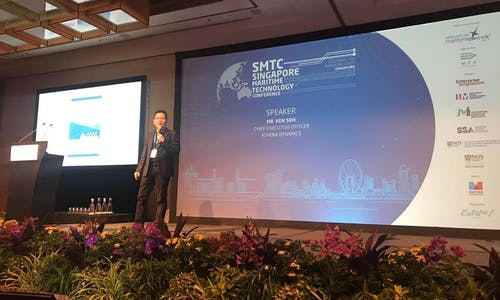 SMTC Maritime Cyber Security Conference 2019
