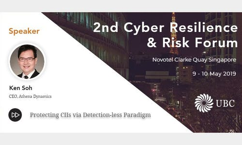 Cyber Resilience & Risk Forum
