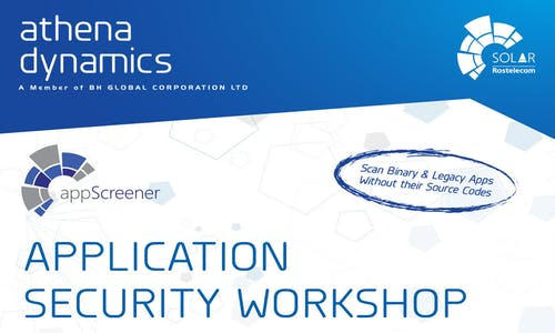 Application Security Workshop